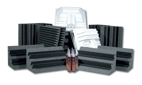 Auralex Roominator Kit Deluxe Plus