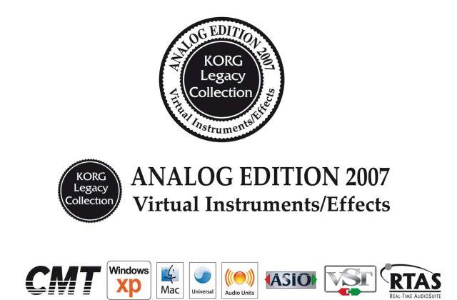 Korg KLC Analog Edition 2007