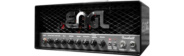 ENGL E606 Ironball Head 20