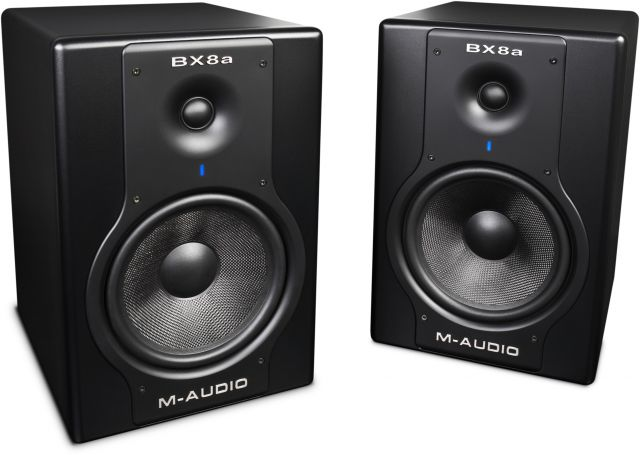 M-Audio Deluxe BX8a