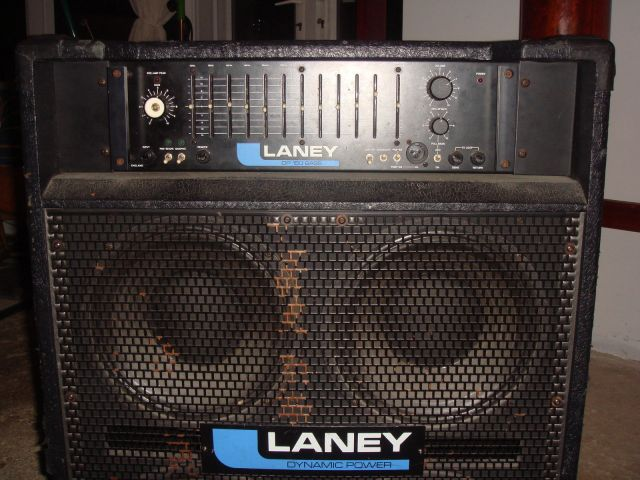Laney DP150 410