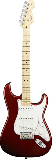Fender American Standard Stratocaster, Candy Cola MN