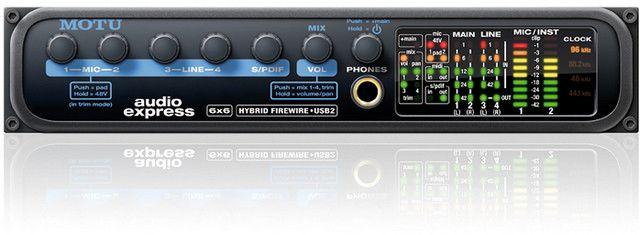 MOTU Audio Express Hybrid
