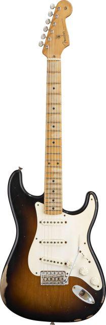 Fender Road Worn Strat 50's 2 Colour Sunburst