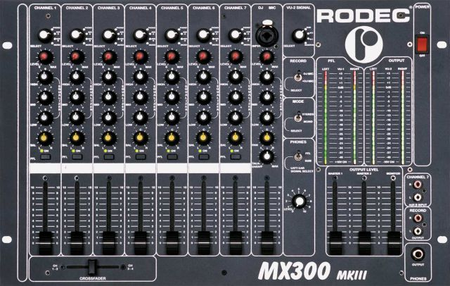 Rodec MX300 MKIII