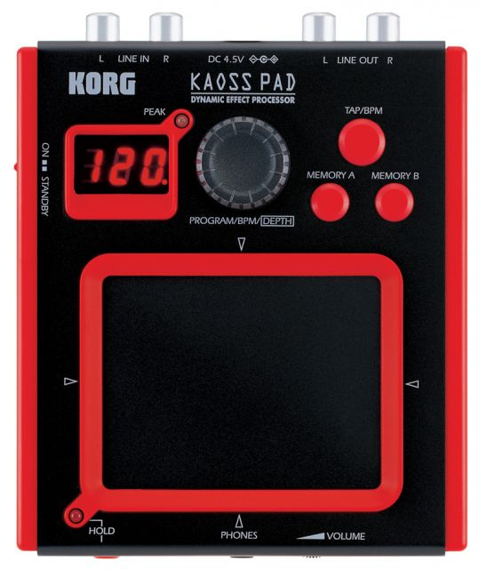 Korg mini-KP KAOSS