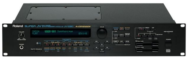Roland JV-1080 Super JV