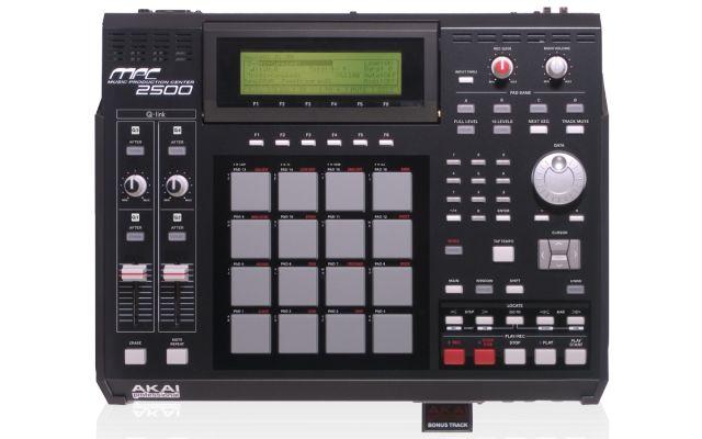 Akai MPC 2500