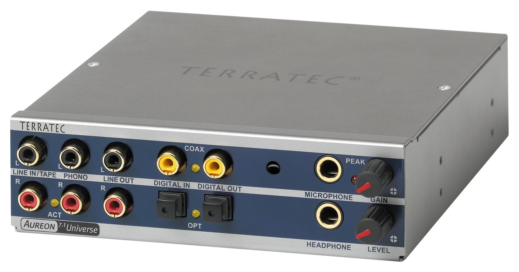 Terratec Aureon 7.1 Universe 64 BIT