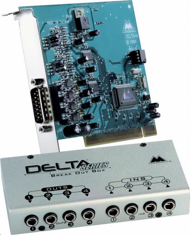 M-AUDIO DELTA 44 DRIVERS FOR PC