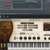 Prueba con Sonivox Film Score Comp - Strings - Con clicks