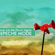 NEVER LET ME DOWN AGAIN (DEPECHE MODE COVER)