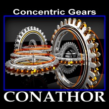 Concentric Gears