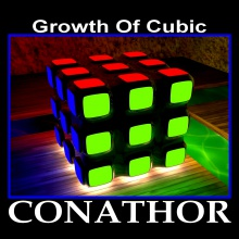 Growth Of Cubic