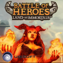 Main theme (Battle of Heroes/land of inmortals)