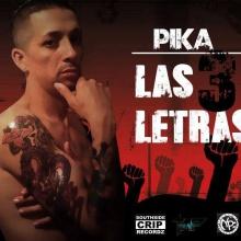 Pika Vargas - Las 3 letras | Black Lion CR & Southside Crip Recordz