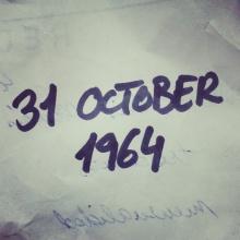 31 October 1964