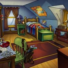 En mi habitación