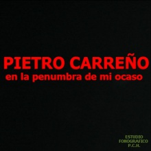 ESTA NOCHE autor PIETRO CARREÑO