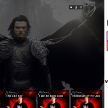 Dracula Untold (Dj Gaunt Remix) Ayudenme con su voto