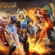 Trailer Battle of Heroes : Land of Inmortals
