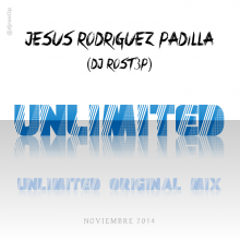 Jesus rodriguez padilla - Unlimited (original mix)