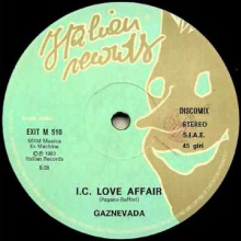 Gaz Nevada-I.C. Love Affaire(F Square Edit)
