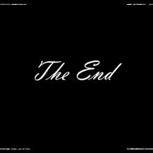 The End (test)