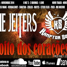 The Jeiters Ft Kampton Squad - 8 de coraçoes