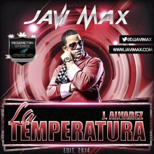 TOP # - 3 - J Alvarez Ft. Wisin - La Temperatura