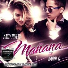 TOP # - 5 - Andy Rivera Ft. Karol G - Mañana
