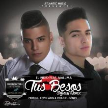TOP # - 9 - El Indio Ft. Maluma - Tus Besos