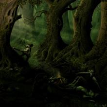 Bosque de duendes