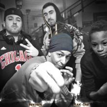 PekmeN Rasta & Sak-One & Ser-Gi & Champs)-1.2.3-Track-2015