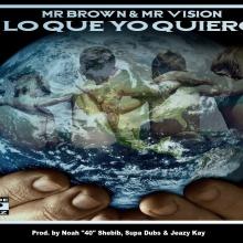 Mr Brown & Mr Vision - Lo que yo quiero