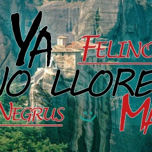 Ya No Llores Más (Ft. Negrus)