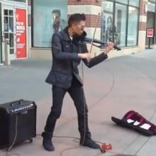 El Violinista Loco