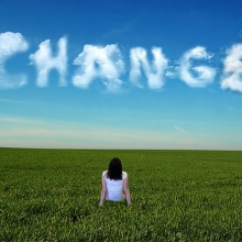 Welcome the Change