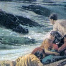 Nunca más el mar