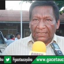 Entrevista a Abed Huanío Valderrama Gerente de la Sub región de Atalay