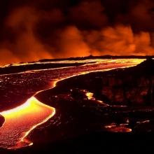mar de lava