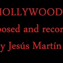 HOLLYWOOD composición Jesús Martín