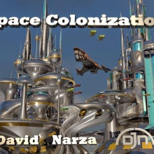 Magic Flyng - David Narza (Album Space Colonization)