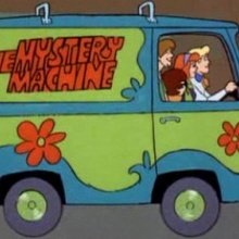 Scary Movies and Mistery Machines
