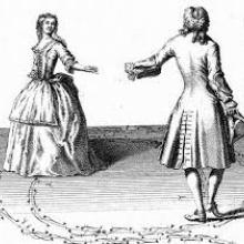 Baila conmigo, no corras!