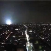 Earth Quake Light