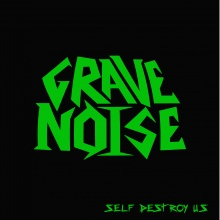 Grave Noise - City of God (Sodom Cover)