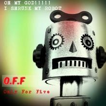 Oh my God!!!! I Shrunk my Robot!!!!