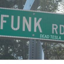 DeAd TeSlA - Funk road