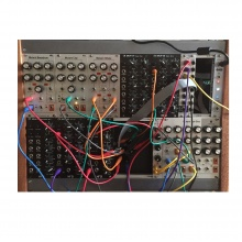 Modular Drum machine